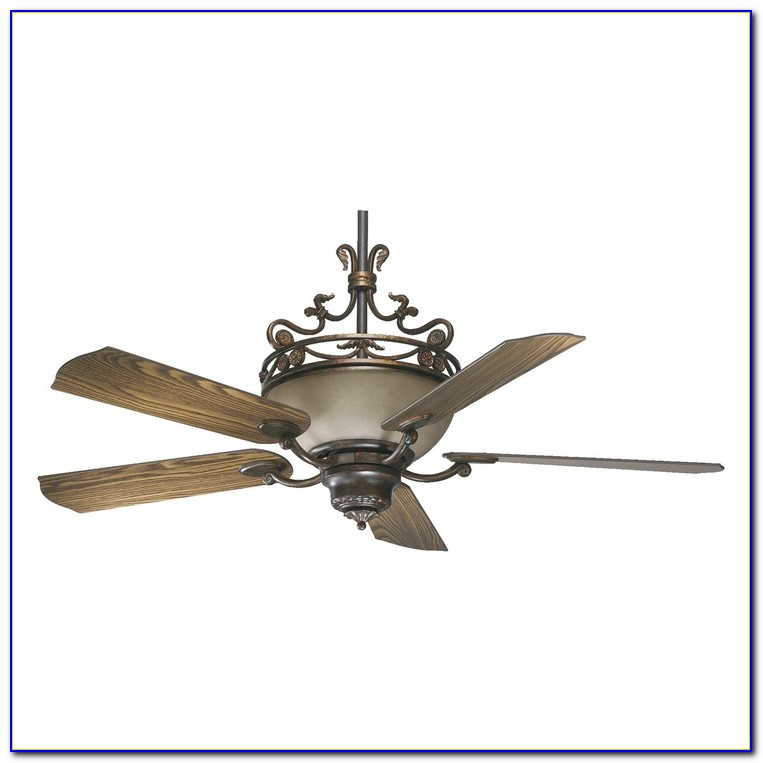 Modern Ceiling Fan With Uplight