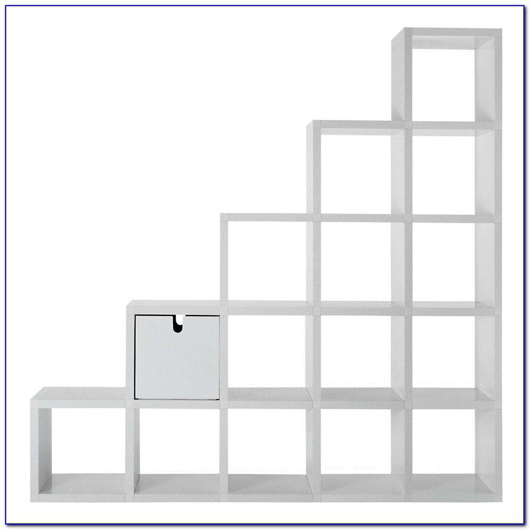 Modular 6 Cube Bookcase