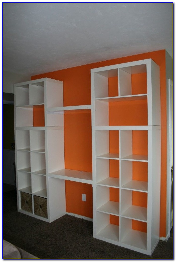 Modular Bookcase Ikea