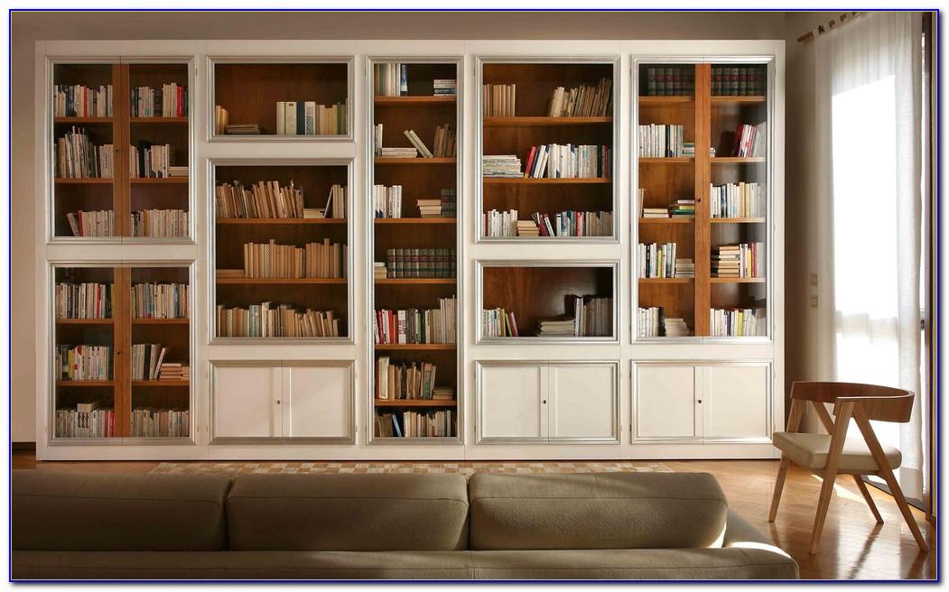 Modular Bookshelf Systems