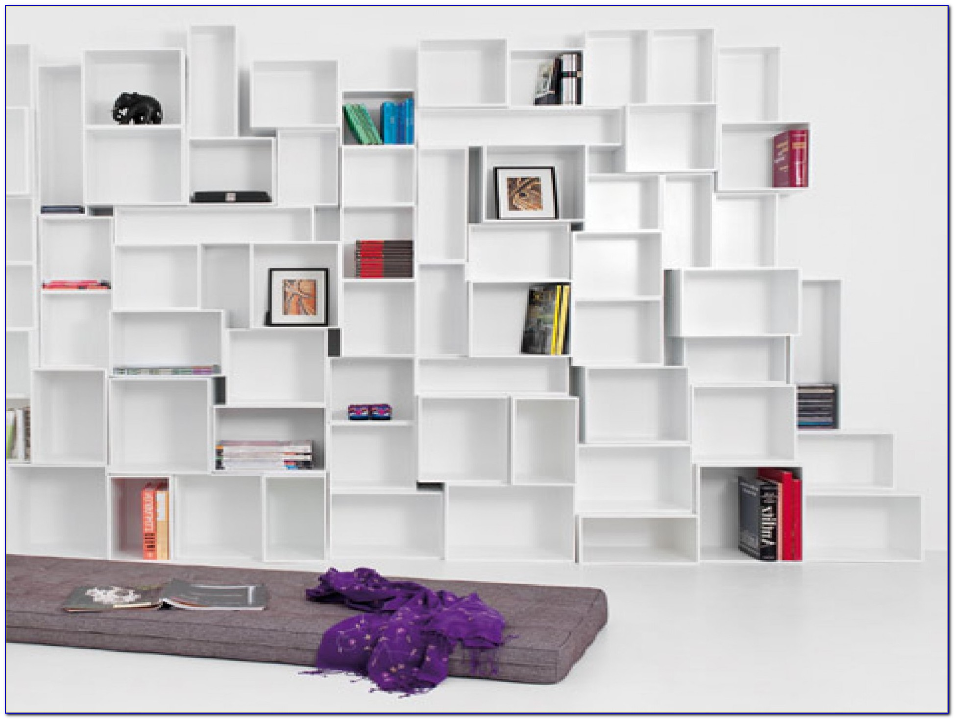 Modular Bookshelves Ikea