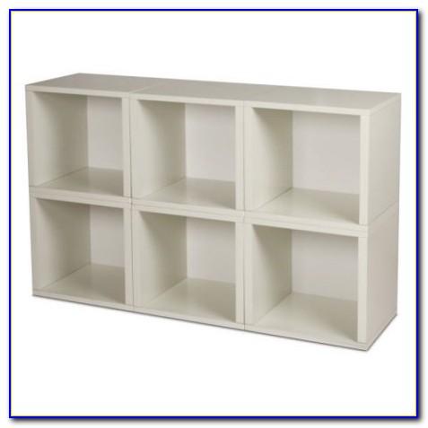 Modular Cube Bookshelf