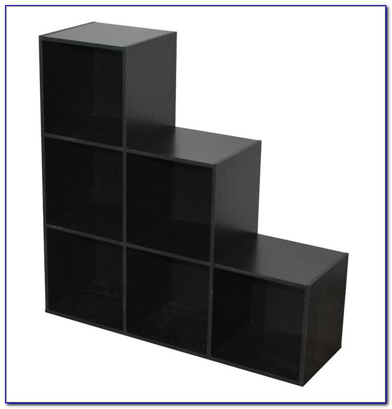 Modular Cube Shelves