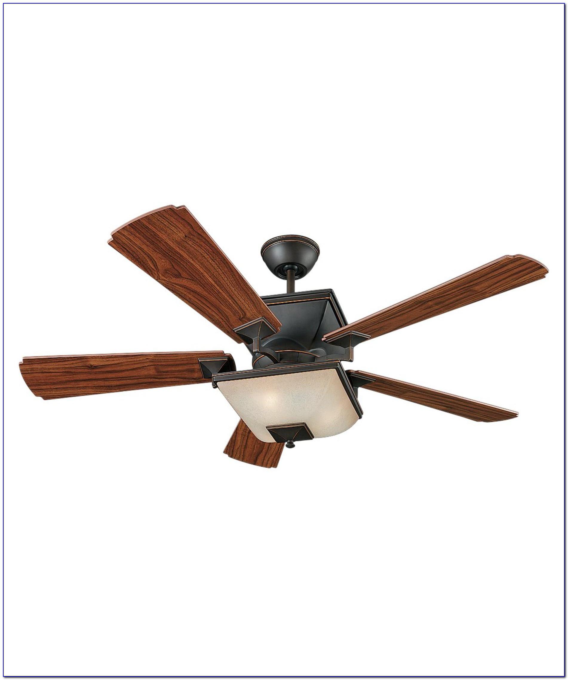 Monte Carlo Mini Ceiling Fan Light Kit