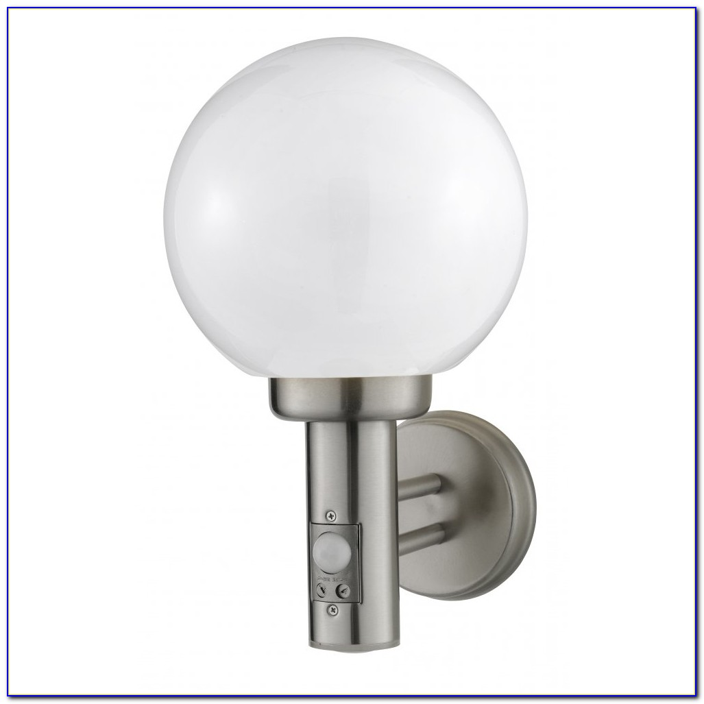 Motion Sensor Outdoor Ceiling Fixture
