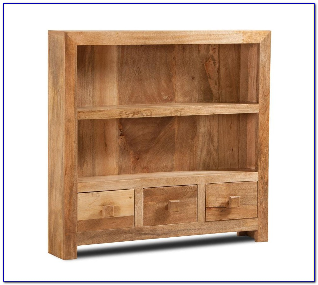 Natural Wood Bookcases