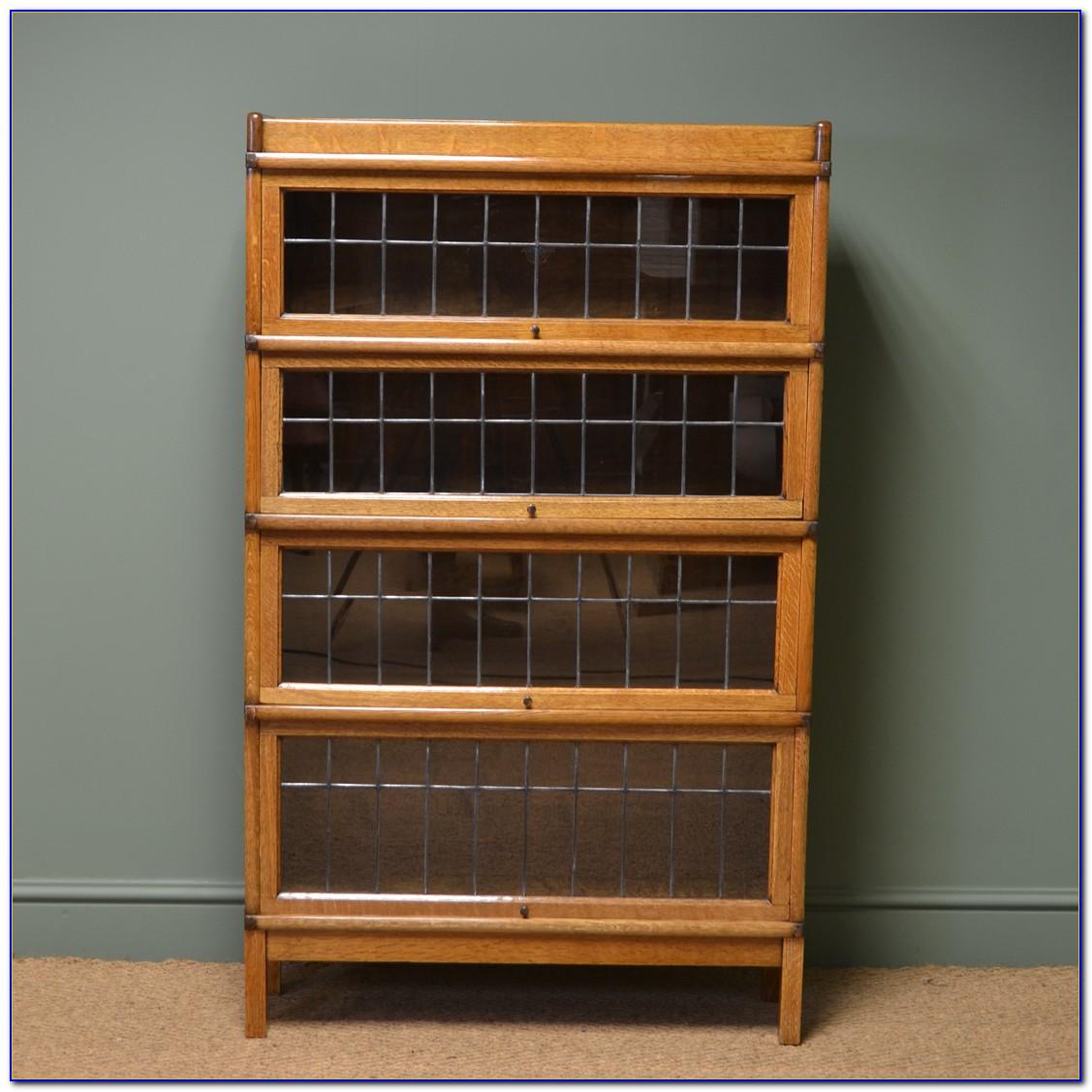 Ocean Golden Oak Bookcase