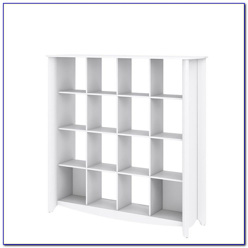 Open Cube Bookcase Room Divider
