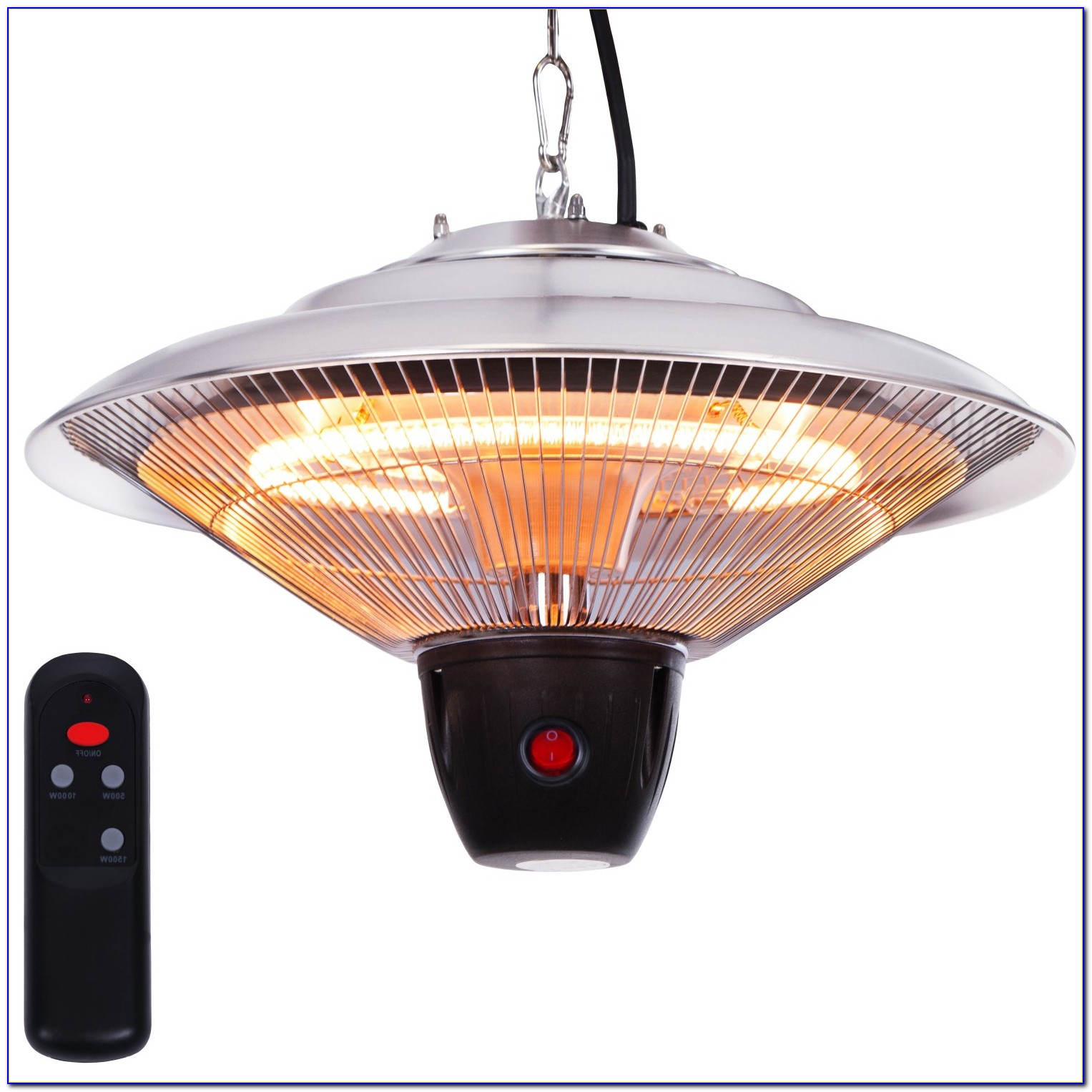 Outdoor Ceiling Mounted Electric Heaters