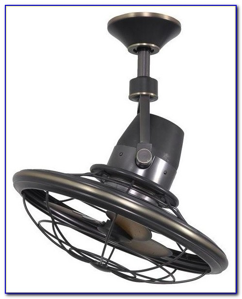 Outdoor Dual Oscillating Ceiling Fan