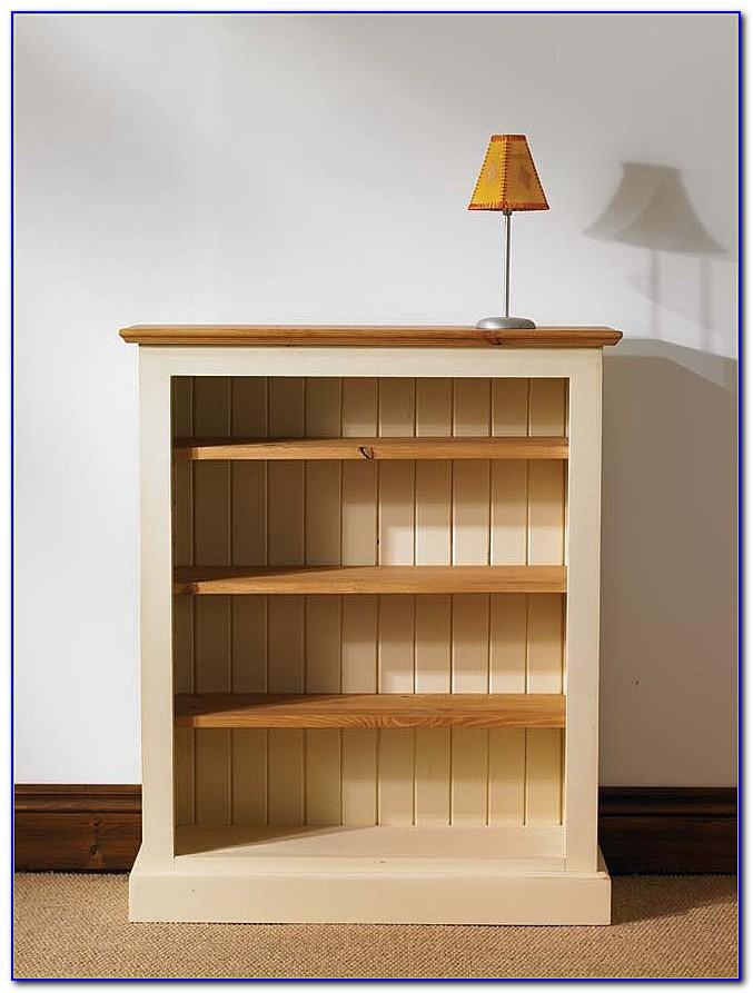 Painted Pine Bookcase Uk