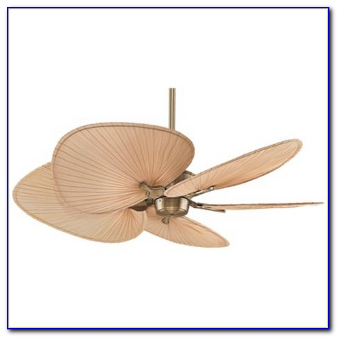 Palm Leaf Ceiling Fan Covers