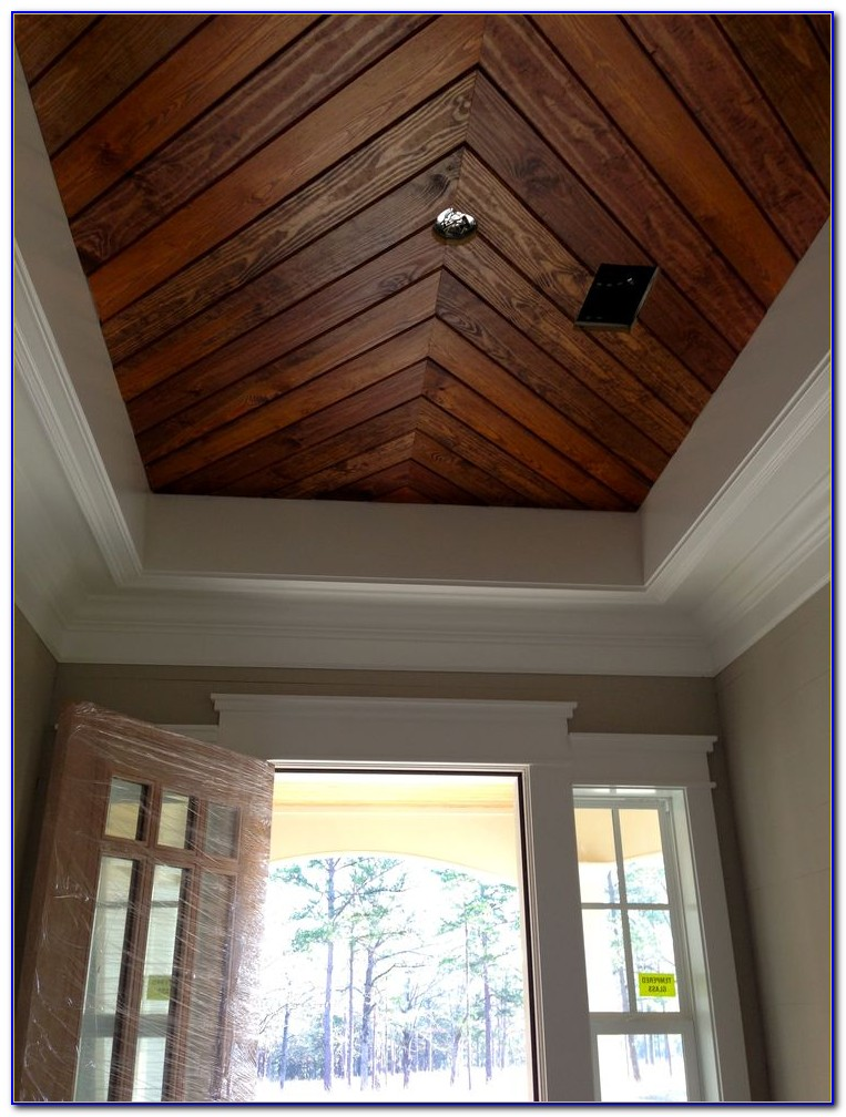 Pine Tongue And Groove Ceiling Boards