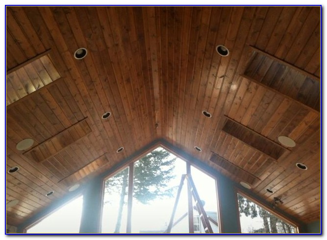 Pine Tongue And Groove Ceiling Pics