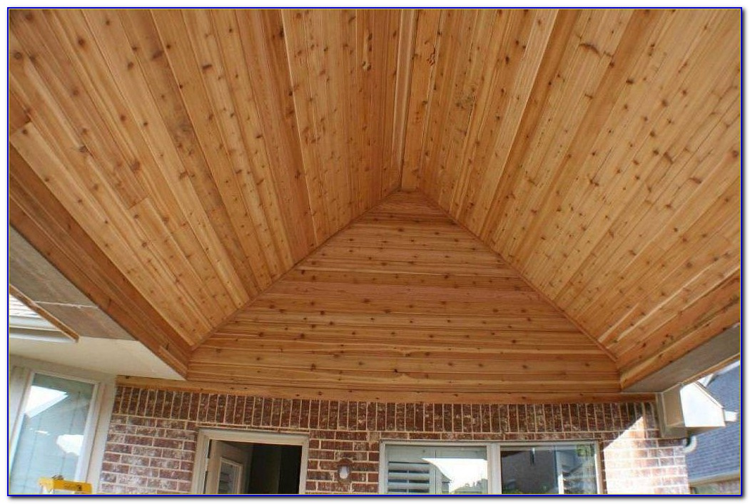 Pine Tongue And Groove Ceiling Planks