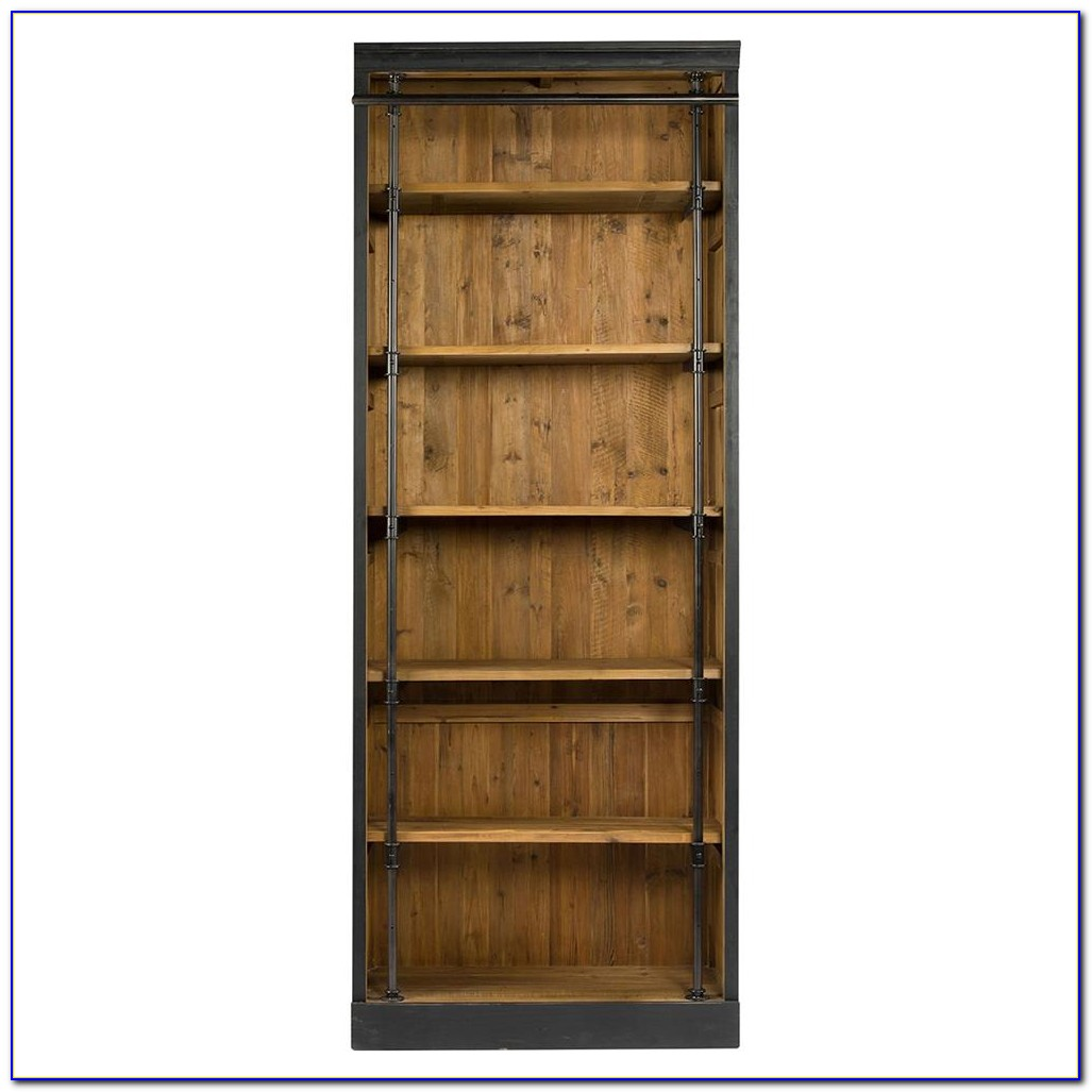Pine Wood Bookcase