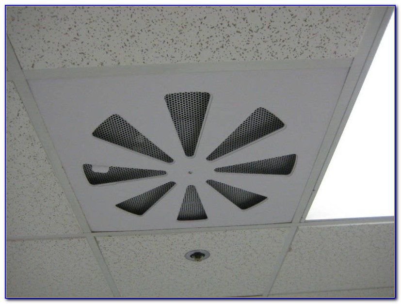 Plastic Ceiling Air Vent Covers