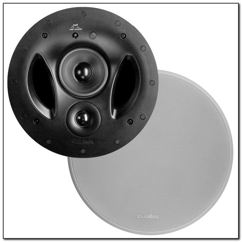 Polk Angled In Ceiling Speakers