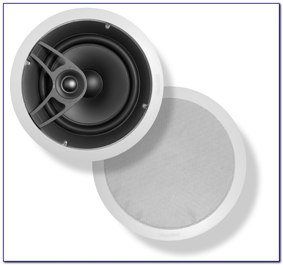 Polk Audio Ceiling Speakers Installation
