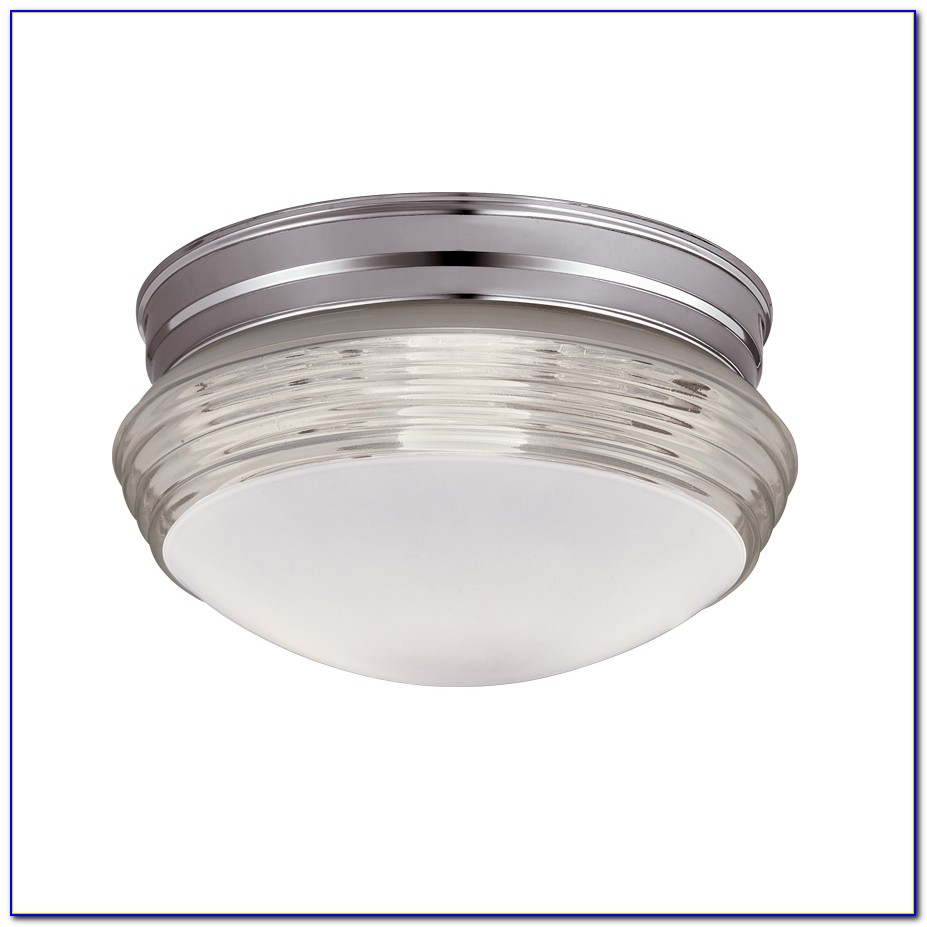 Portfolio Flush Mount Ceiling Fixture Installation Instructions
