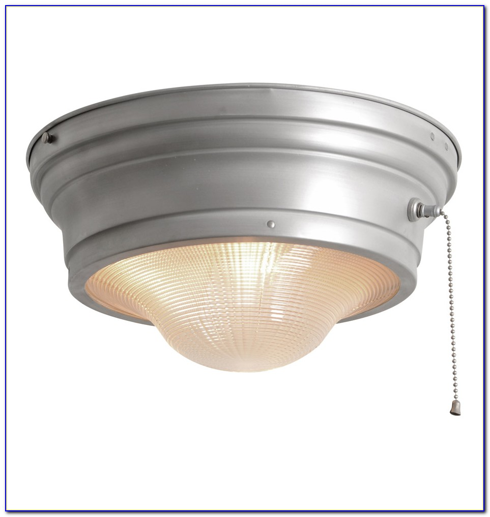 Pull String Ceiling Fixture
