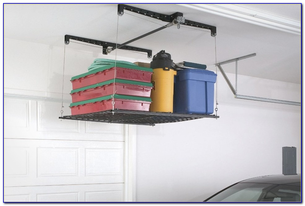 Racor Ceiling Storage Lift Video