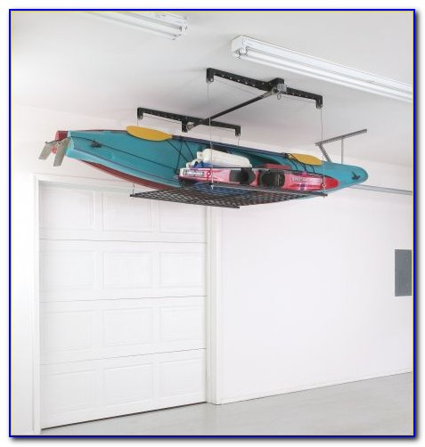 Racor Ceiling Storage Lift Youtube