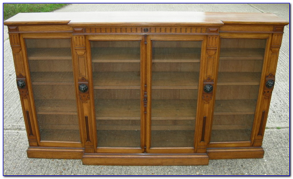Reclaimed Oak Bookshelf