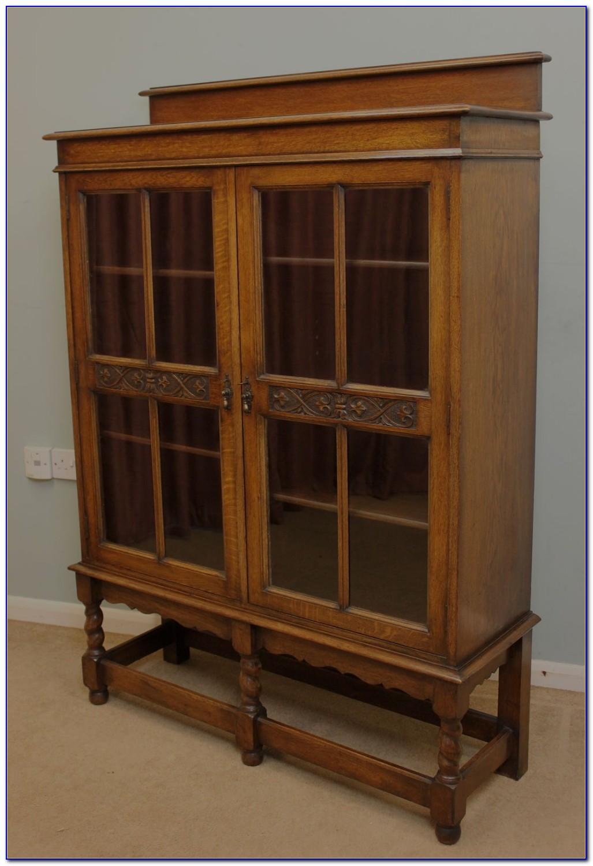 Reclaimed Oak Bookshelves
