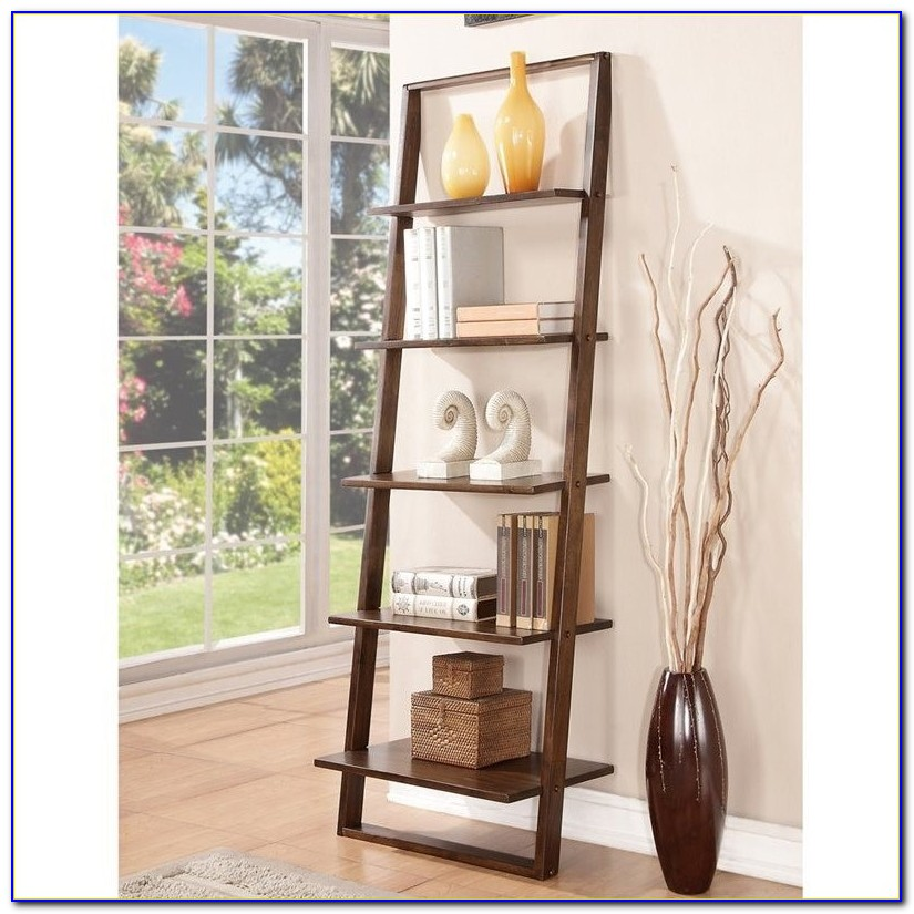 Riverside Camden Town Leaning Bookcase