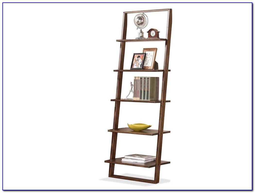 Riverside Furniture Leaning Bookcase