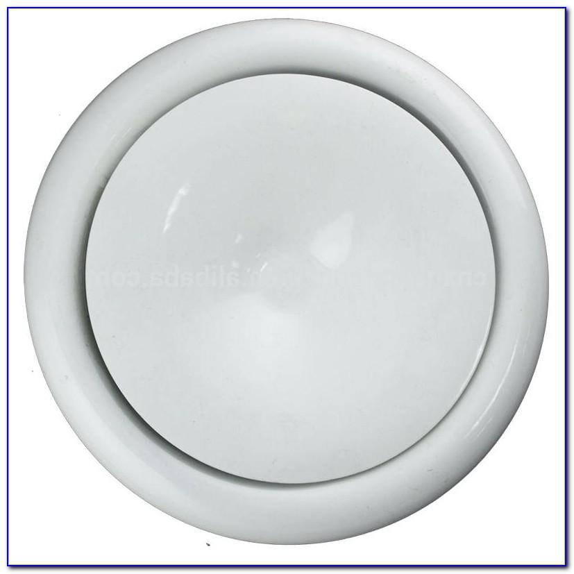 Round Ceiling Vent Register Cover