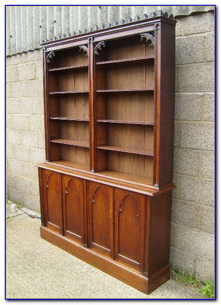 Royal Oak Library Bookcase With