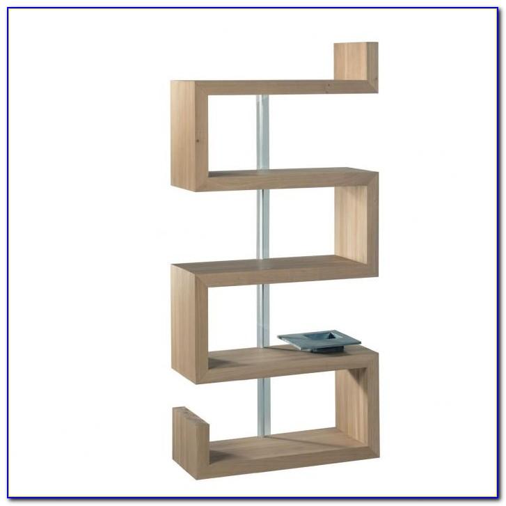 S Shaped Bookshelf