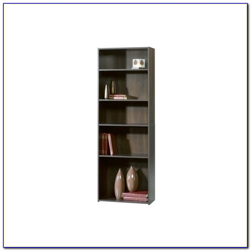 Sauder 3 Shelf Bookcase Cherry