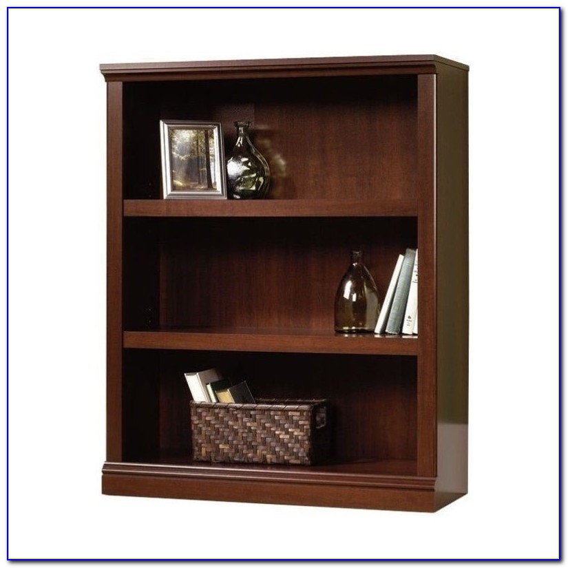 Sauder 5 Shelf Bookcase Cherry