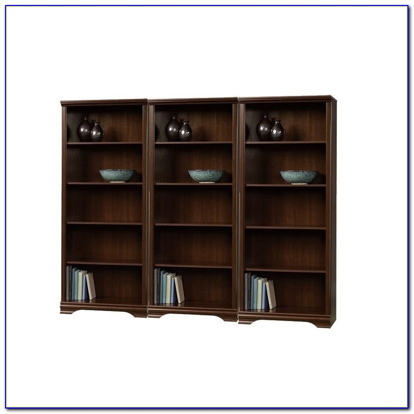 Sauder 5 Shelf Bookcase Trestle