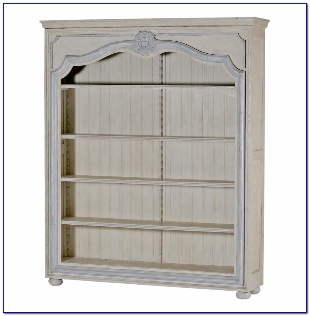 Sauder Bookcase Antique White