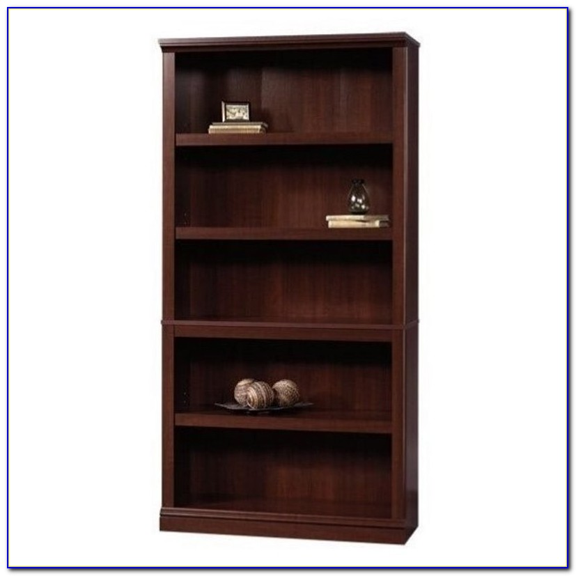Sauder Bookcase Cherry