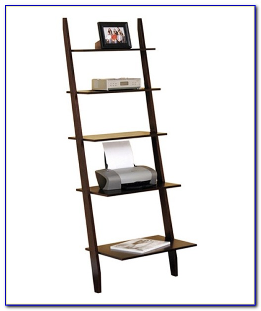 Sauder Ladder Bookcase