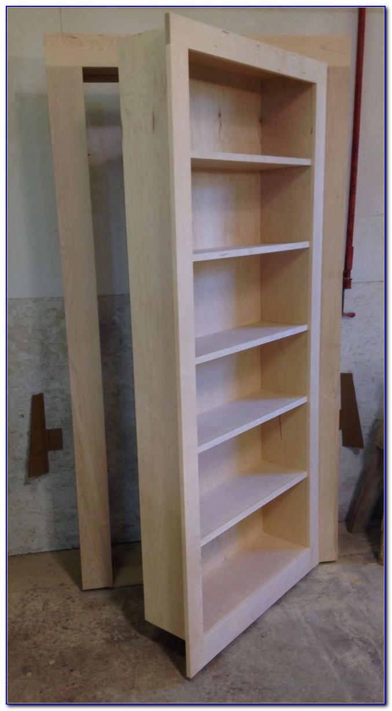Sauder Orchard Hills Bookcase Headboard King