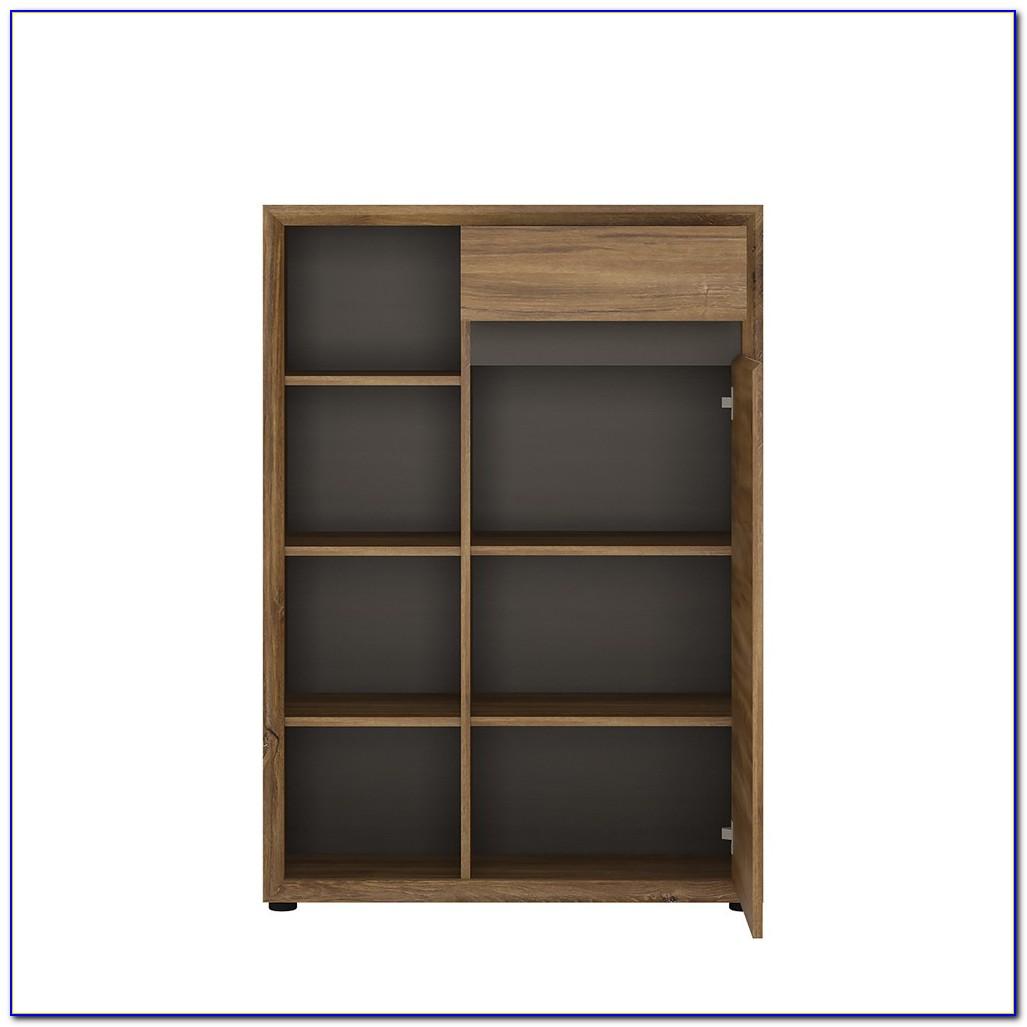 Second Hand Dark Oak Bookcase