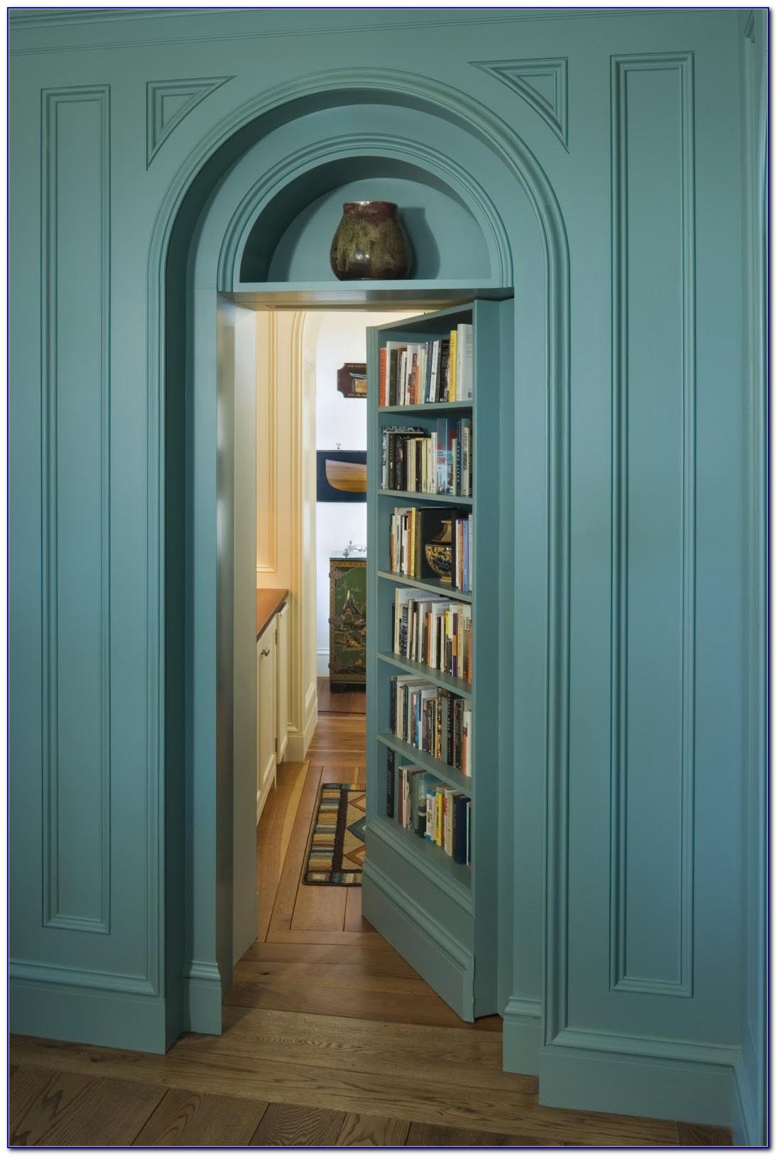 Secret Bookcase Room Amsterdam