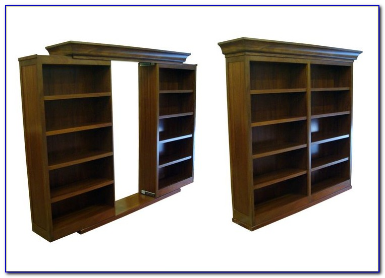 Secret Passage Bookcase