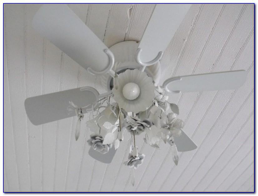 Shabby Chic Ceiling Fan Light Kit