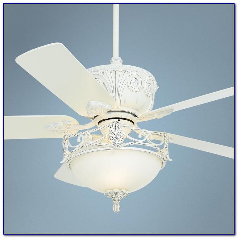 Shabby Chic Ceiling Fan