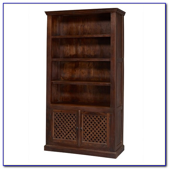 Sheesham Wood Bookshelves