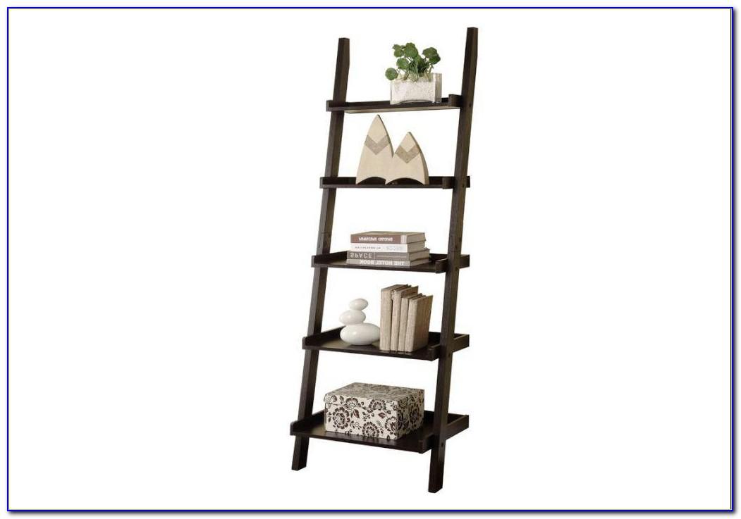 Short Ladder Bookshelf