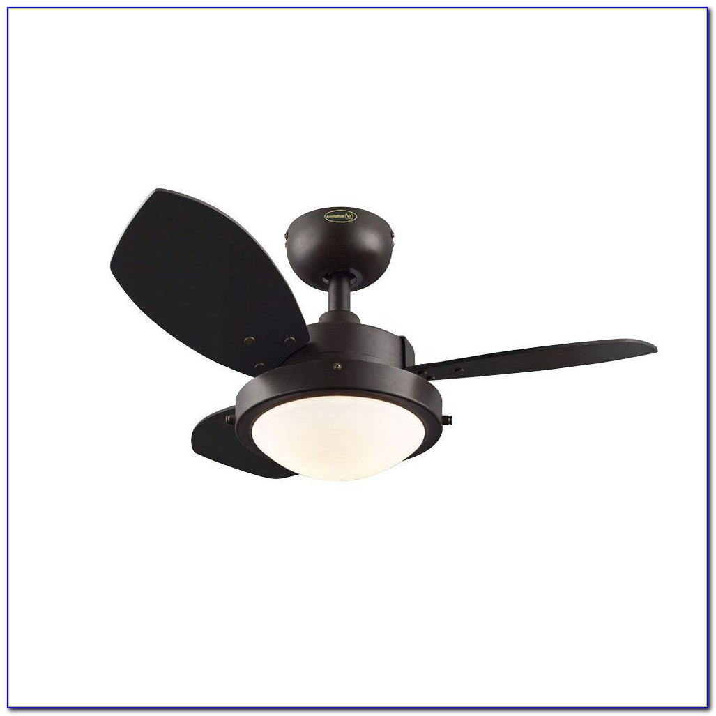 Small Flush Mount Outdoor Ceiling Fans