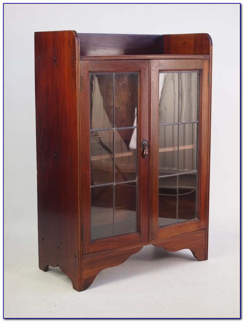 Small Mahogany Bookcase